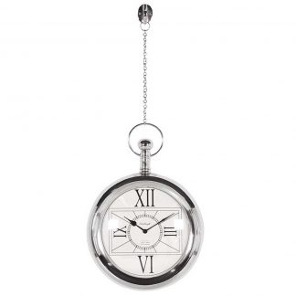 Edinburgh hanging wall clock