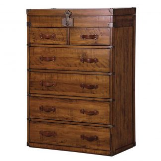 Huntingdon 6 drawer chest