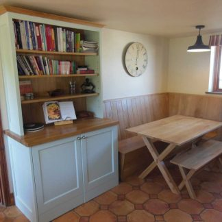 Fitted Dresser and bench table